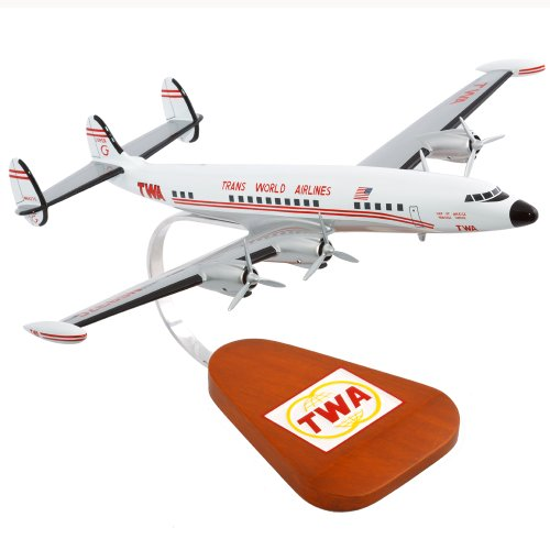 Mastercraft Collection Lockheed Constellation TWA Super G Model Scale:1/85