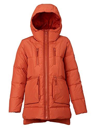 Burton Women's King Pine Jacket, Persimmon, X-Small