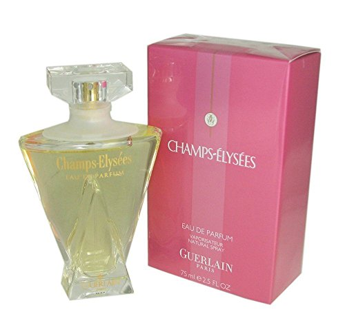 2.5 Ounce Fragrances (Champs Elysees By Guerlain for Women Eau de Parfum Spray, 2.5-Ounce)