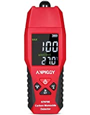 Handheld Carbon Monoxide Meter LCD Color Display Carbon Monoxide Tester High Precision CO Gas Leak Tester Monitor Detector 0-1000ppm