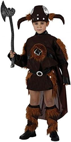 Disfraz Vikingo de 7 años a 9 años: Amazon.es: Ropa y accesorios