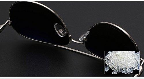 plata Plateado plata Aviator de Classic Full estilo Mirrored nbsp;– de sol Gafas rnow Premium Plateado hombre militar nbsp;para 1qZgxaTaw