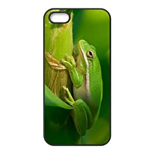 Frog New Fashion DIY Phone Case for Iphone 5,5S,customized cover case ygtg531259