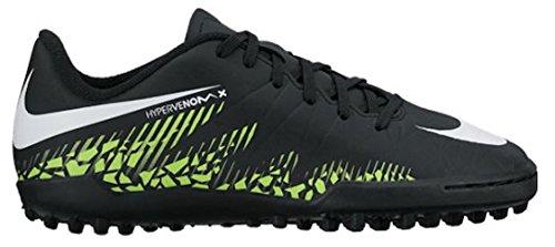 Nike Kids' Jr. Hypervenom Phelon II TF Turf - Girls Size 2 Nike Cleats
