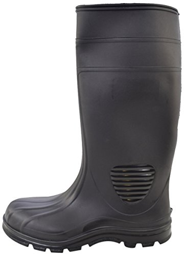 (UltraSource 444107-12 Economy PVC Boots, Soft Toe, Size 12,)