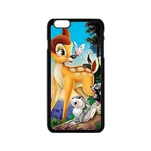 KKDTT Bambi Case Cover For iPhone 6 Case