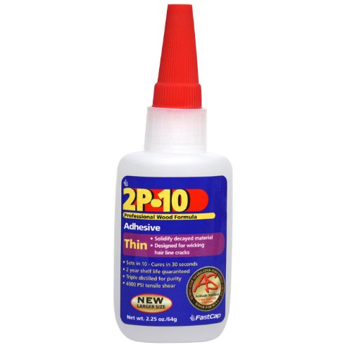 Fastcap 2-P10 Thin Refill 2.25 Oz.