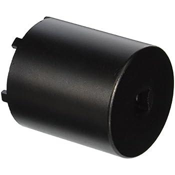OEMTOOLS 27046  4 Wheel Bearing Locknut Socket, 6 Lug