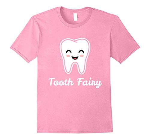 Mens Tooth Fairy Halloween Costume T-Shirt Medium