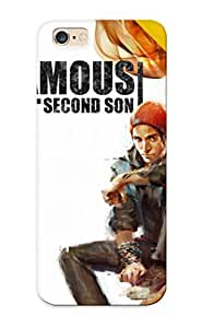 Hot Delsin Rowe Infamous Second Son First Grade Phone Case For Iphone 6 Plus Case Cover