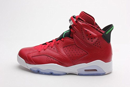 the latest 79ef6 186b5 Jordan Men s Air 6 Retro Spizike, VARSITY RED CLASSIC GREEN-BLACK-WHITE -  Buy Online in UAE.   Apparel Products in the UAE - See Prices, Reviews and  Free ...