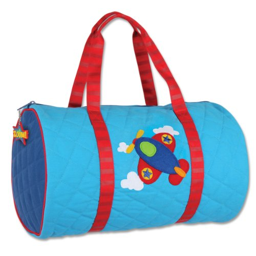 Stephen Joseph Quilted Duffle, Airplane by Stephen Joseph (Image #1)