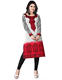 Maple Clothing Kurti Top Tunic Printed Womens Blouse India Clothes