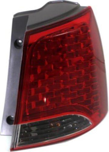 OE Replacement KIA SORENTO Tail Light Assembly Partslink Number KI2805103