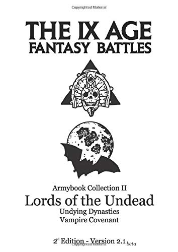 The 9th Age   Fantasy Battles Armybook Collection II  Lords Of The Undead