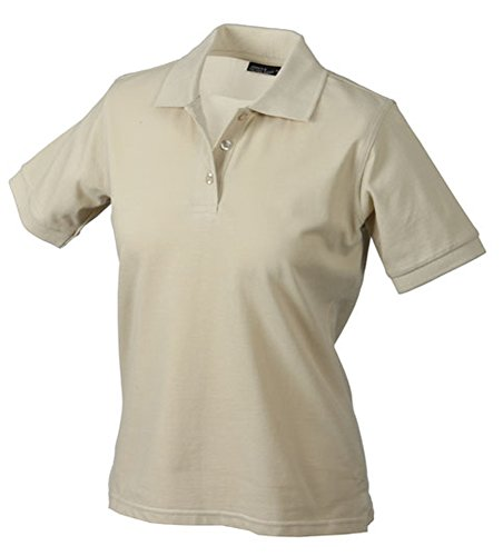 Classic Polo Ladies' | stone | L im digatex-package