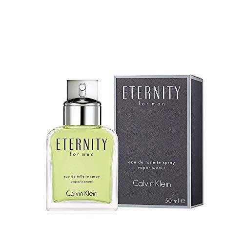 Calvin Klein ETERNITY for Men Eau de Toilette, 1.6 Fl Oz