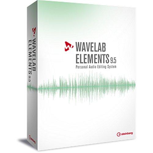 Steinberg Wavelab Elements 9.5 Retail (Studio Crackle)