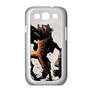 Samsung Galaxy S3 9300 Cell Phone Case White Rocket And Groot Fire LV7026984