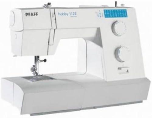 Pfaff 1122 - Máquina de coser: Amazon.es: Hogar