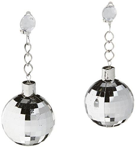 Forum Novelties Disco Ball Earrings