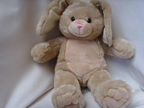 Build a Bear Workshop Easter Floppy Ear Lil Bunny Rabbit Tan Cream 18