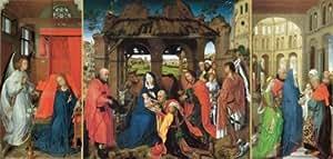 Retablo De Santa Columba R Van