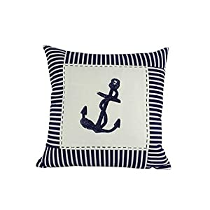 41lqxh29GDL._SS300_ 100+ Coastal Throw Pillows & Beach Throw Pillows