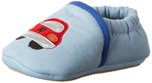 Giesswein Betzin, Zapatos de Bebé para Bebés Azul (512 / Himmel)