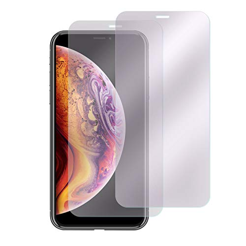 Mirror Screen Cover - Insten [Mirror] Tempered Glass Screen Protector Compatible with iPhone Xs Max 6.5