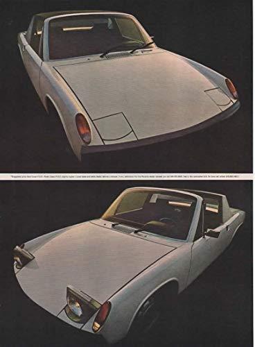 Magazine Print ad: 1970 Porsche 914, USD 3,500,