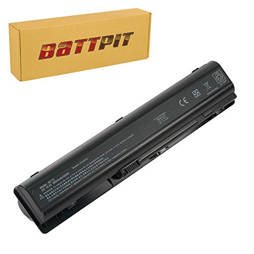 Battpit™ Laptop/Notebook Battery Replacement for HP Pavilion DV9410US (6600mAh / 95Wh) by Battpit®