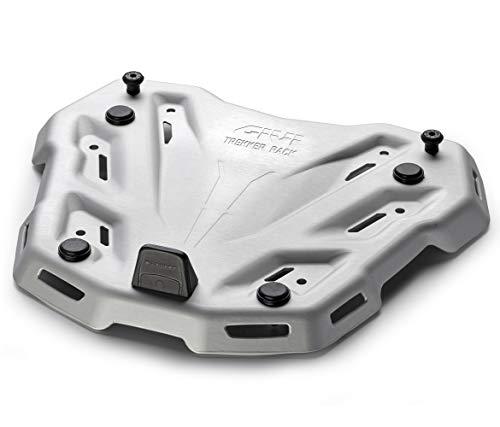 Givi M9A Aluminum Monokey Adapter Plate - Silver