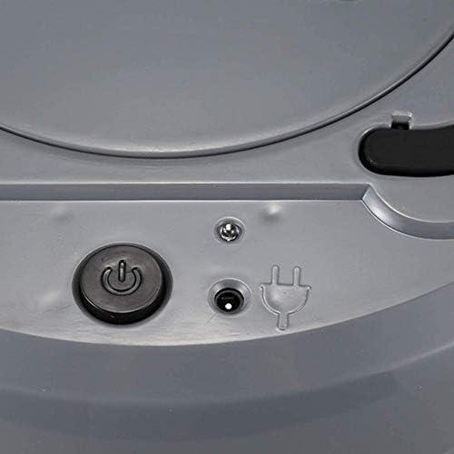GSWF_OOEFC Aspirateur de Sol Intelligent Multifonctionnel JVSISM 1800Pa 3-en-1 Robot de Balayage Intelligent Rechargeable Automatique aspirateur de Balayage Sec et Humide Gris