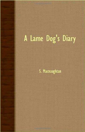 Download A Lame Dog's Diary PDF