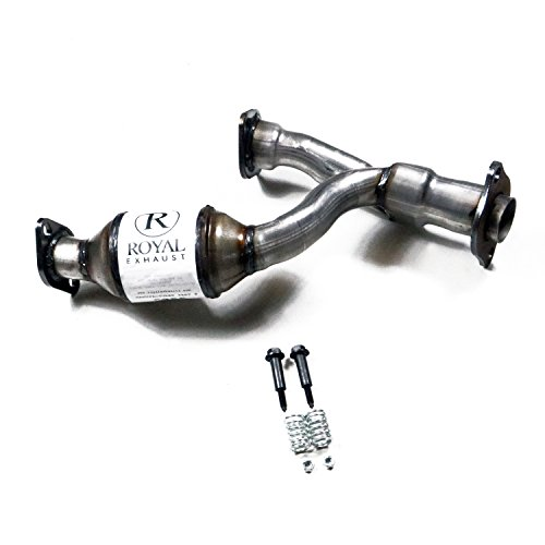 Catalytic Converter w/Y-Pipe compatible with 1999-2003 Lexus RX300 DOHC   2001-2003 Toyota Highlander   3.0L 2000 2001 2002 Catalytic Converter