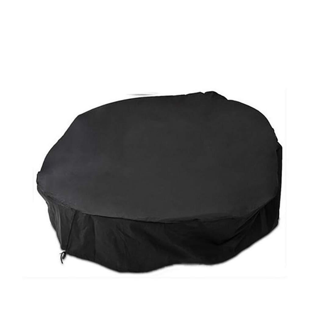 YH-Acampada Cubierta de Muebles de jardín Cubierta Cubierta Cubierta Protectora Cubierta de sofá Impermeable Toldos al Aire Libre Balcón (Tamaño : 120   75CM) 027f92