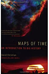 Maps of Time – An Introduction to Big History: 2 Capa comum