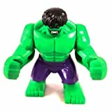 LEGO Marvel Avengers Super Heroes Minfigure - Hulk with Purple Pants (2014)