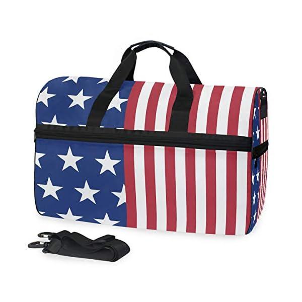 Travel Duffle Tote Bag