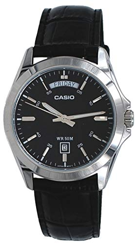 Casio Classic Black Watch MTP1370L-1A