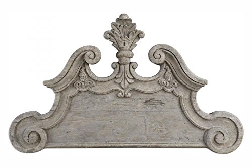 Uttermost Raimondo Wooden Wall Plaque by Uttermost