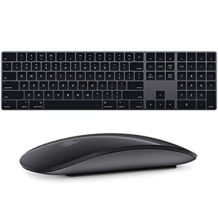 Amazon Com Apple Magic Keyboard With Numeric Keypad And Magic Mouse