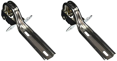 Scott Drake D9ZZ-16796-S Stainless Steel Hood Hinge (Stainless Steel Hood Hinges)