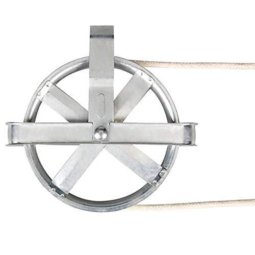 MAKEITHAPPEN 5 in. Heavy Duty Pulley from MAKEITHAPPEN