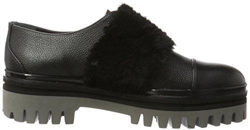 Derby Guardiani Mujer Nero Negro Zapatos High Alberto 0000 England zIn1xvxP