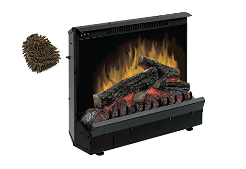 Cheap Dimplex DFI2309 Fireplace Insert Electric (Complete Set) with Bonus Premium Microfiber Cleaner Bundle Black Friday & Cyber Monday 2019