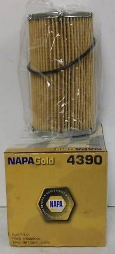 4390 NAPA Fuel Dispensing Pump Filter, Cartridge Fuel Metal; (Napa Pump)