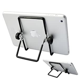 No1accessory multi-ángulo ajustable plegable soporte para NOOK HD 16 GB Tablet ¨C fumen