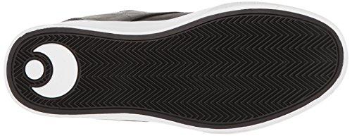 Shoe Men's Brown Slappy Black Skateboarding White Osiris OzqwxSz